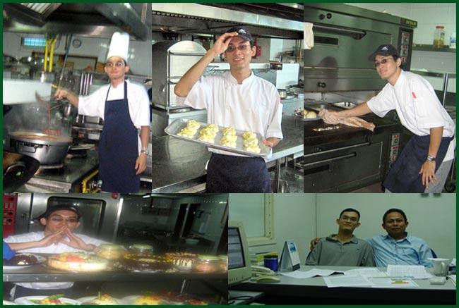 chef kelas loaf